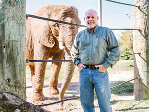 Going Down the Brazos River: A Conversation with Jim Fleshman, Director of the Cameron Park Zoo