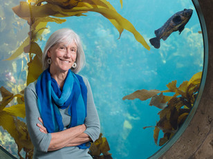 An Urgent and Critical Need for Ocean Conservation Action: A Conversation with Julie Packard, Execut