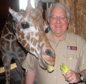 Starting From Scratch: A Conversation with Greg Geise, Retired President/CEO of the Binder Park Zoo