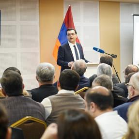 «Genesis Armenia». համահայկական մտավոր ներուժի համախմբման մեկնարկը տրված է