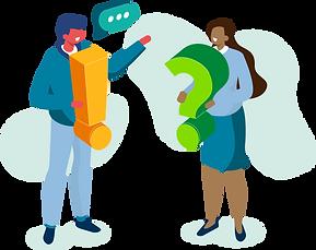 Questions motiva contact