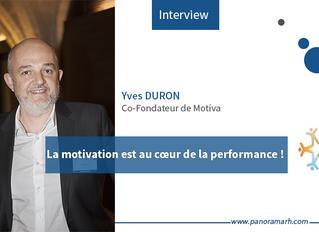 """""""La motivation est au cœur de la performance !"""""""