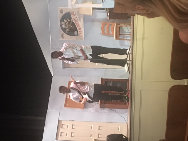 Hudson Guild Intermission Performanc