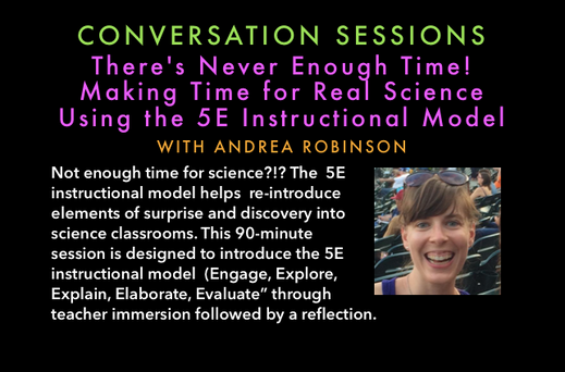 There's Never Enough Time! Making Time for Real Science Using the 5E Instructional Model