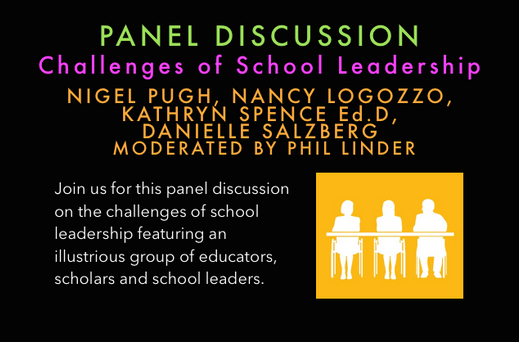 Panel Discussion: Challenges of School Leadership