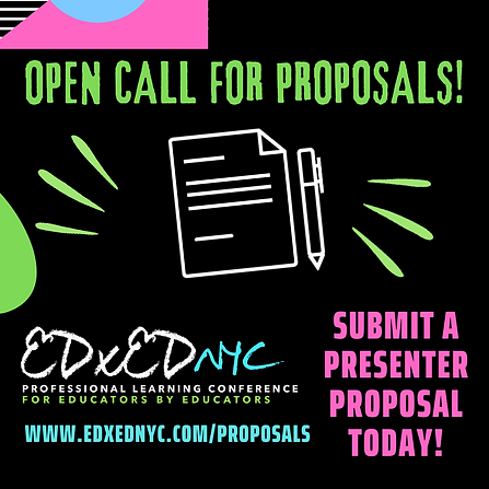 SUBMIT A PRESENTER PROPOSAL TODAY! (1).p
