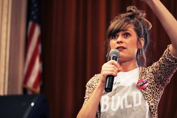 Future Day Co-Creator Sarah Katz