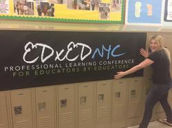 EDxEDNYC 2016 Conference!