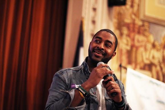 Future Day Speaker Lamarr Womble