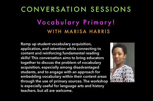 Vocabulary Primary!