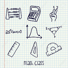 35955228-math-class-design-vector-illust