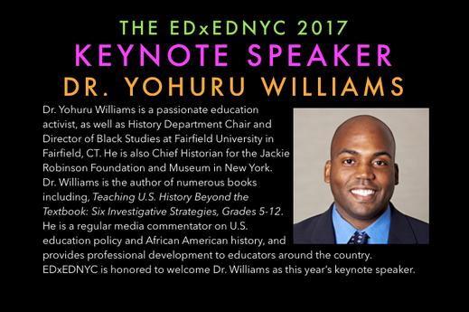 2017 Keynote Speaker
