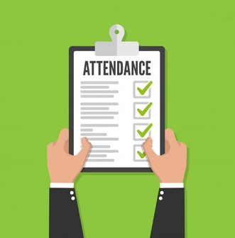 DAILY ATTENDANCE LINK