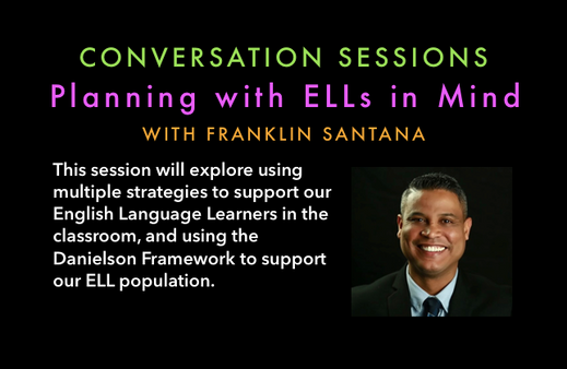 Planning with ELLs in Mind