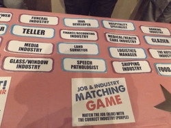 Future Day Networking Fair Games!