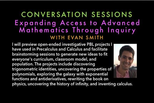 Expanding Access to Advanced Mathematics Through Inquiry