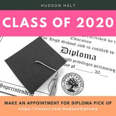 CLASS OF 2020 DIPLOMAS