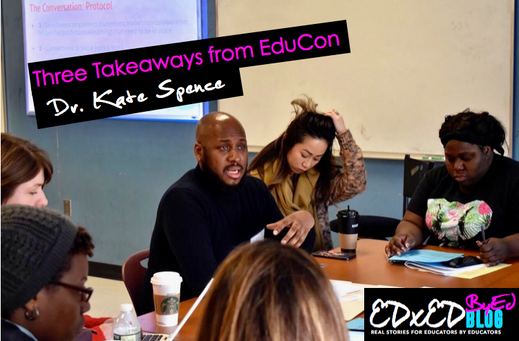 Three Takeaways from EduCon