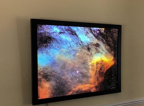 "Gallery Sale -The Pelican 32"" Backlit- Gallery sale Item"