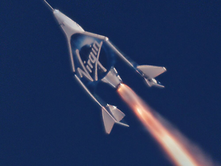 Billionaires go into Space - But did they really?