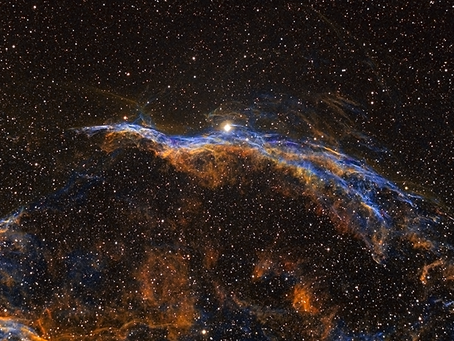 Object of the Month: The Witch's Broom Nebula
