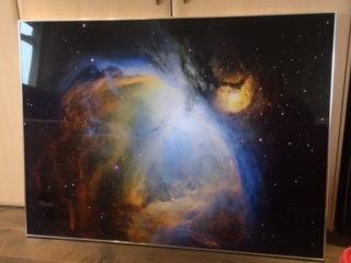 """Gallery Sale -Framed 48"""" ORION II"""