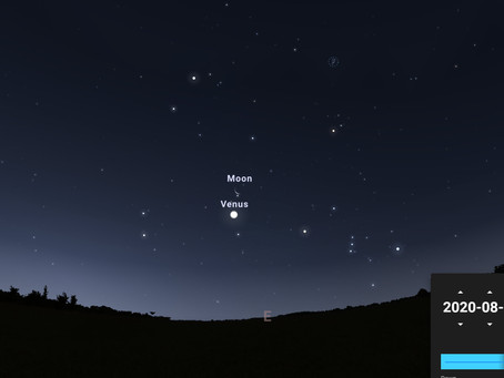 What's in the Night Sky this August?
