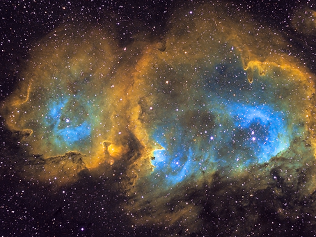 December Object of the Month: The Soul Nebula