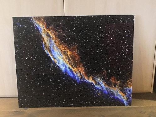 """Gallery Sale -The Veil 32"""" Frameless Acrylic"""