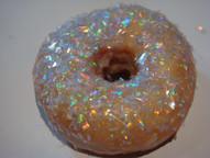 Sparkles on a Doughnut