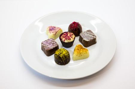 Enhanced Chocolates