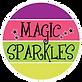 Magic Sparkles Logo