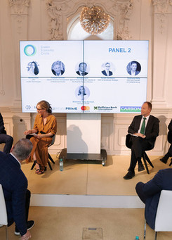 Green Economy Circle  Panel 2