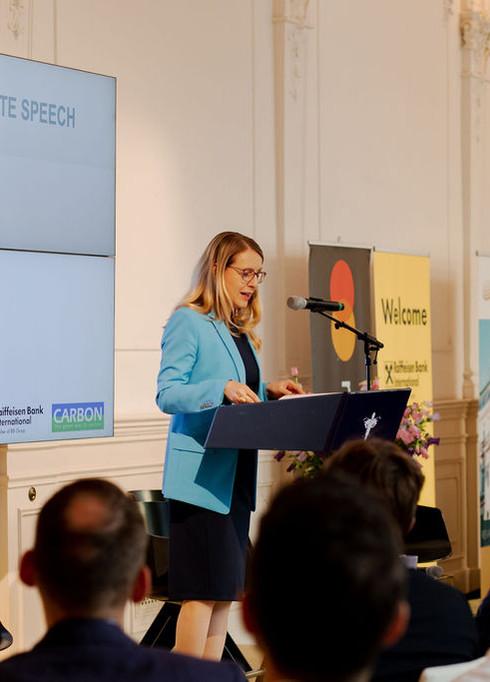 Green Economy Circle  Keynote Speech