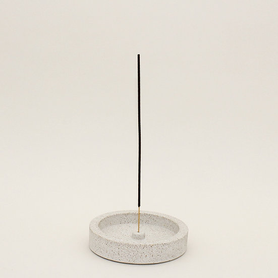Pebble Stone Small Incense Holder