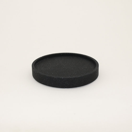 Black Granite Trinket Tray