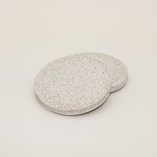 Pebble Stone Coasters Set of 2
