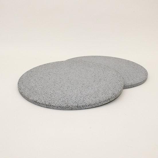 Grey Granite Placemats Set of 2
