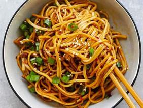 Szechuan Style Cold Noodle