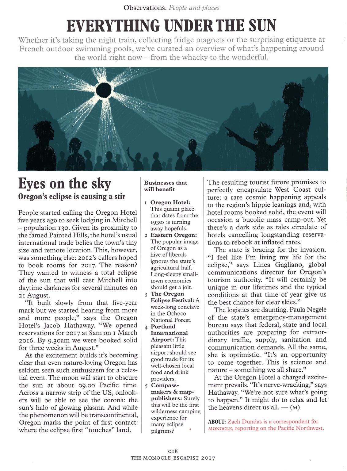 Illustration for Escapist Magazine