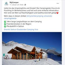 Mycamper Facebook