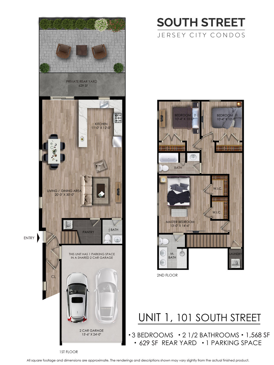 Unit 1 - 101 South Street