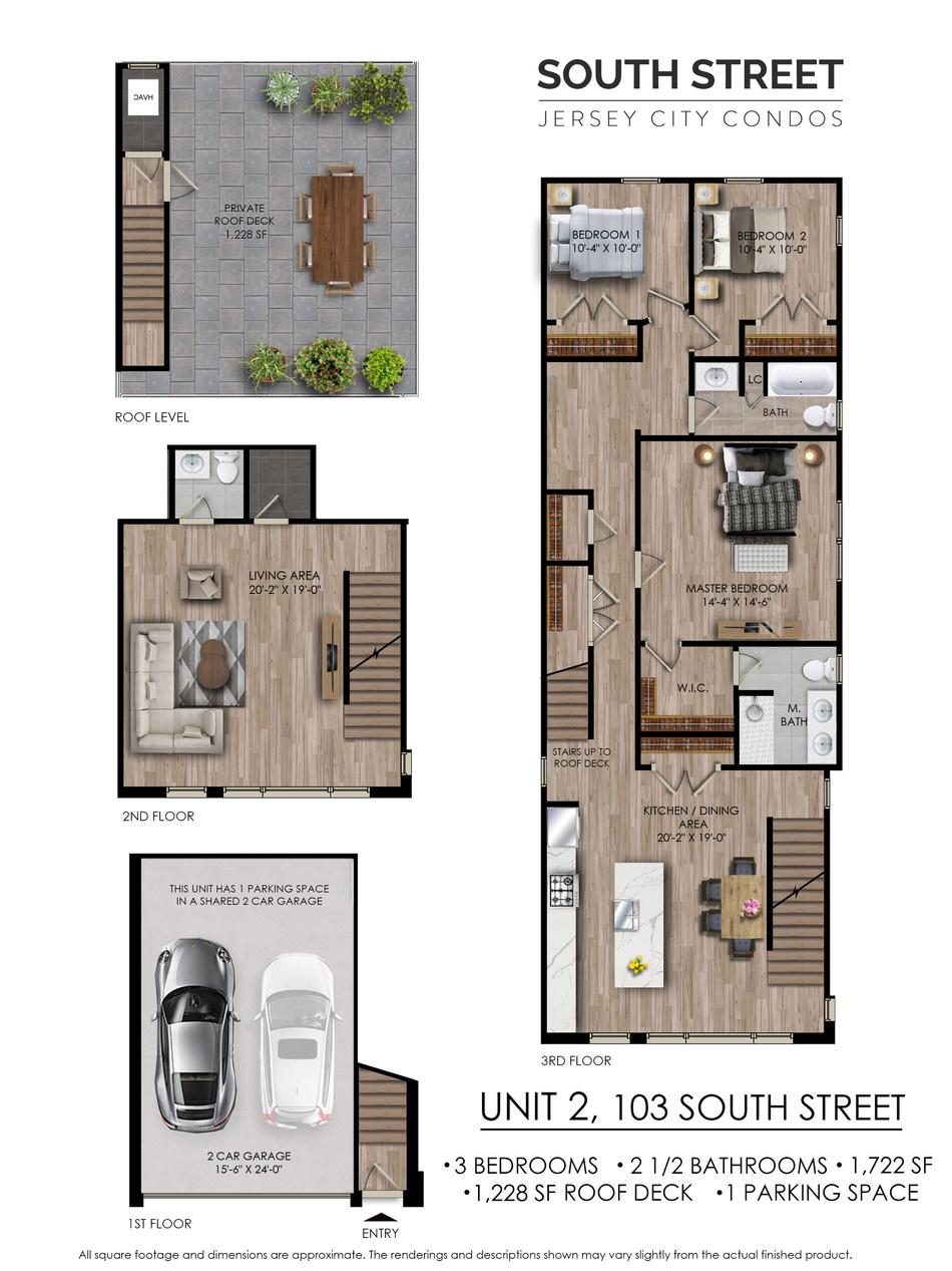 Unit 2 - 103 South Street