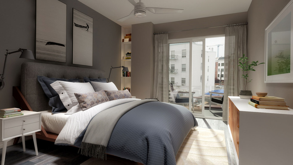 Relax and Unwind in the bedroom of your dreams