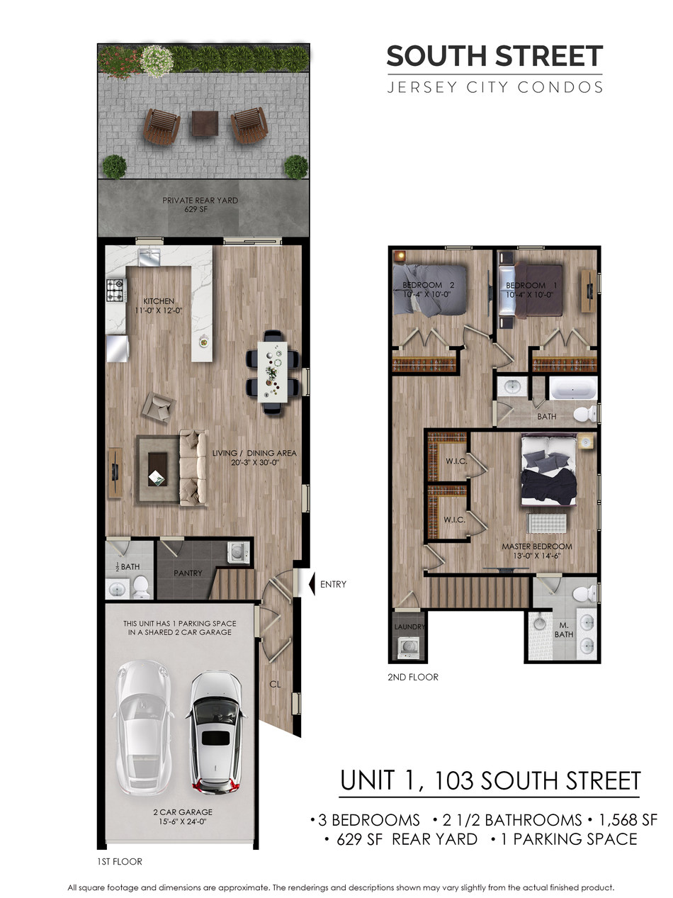 Unit 1 - South Street