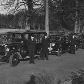 John H Glen and son funeral