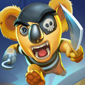Tropical Wars Icon