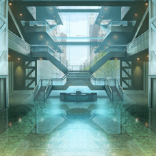 Spider-Man Unlimited - Oscorp Headquaters, New York - Environment Concept
