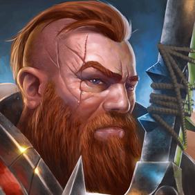Warhammer Icon Wulfrik