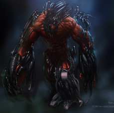 Large Boss - Biorg - Alien Quarentine - Gameloft